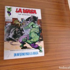 Cómics: LA MASA Nº 26 EDITA VERTICE. Lote 292529383