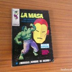 Cómics: LA MASA Nº 14 EDITA VERTICE. Lote 292529988