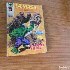 Cómics: LA MASA Nº 21 EDITA VERTICE. Lote 292530133