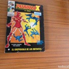 Cómics: PATRULLA X Nº 23 EDITA VERTICE. Lote 292533098