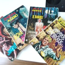"Fumetti: LOTE VERTICE "" KELLY-MAX AUDAZ-ZARPA DE ACERO.- BE.-. Lote 292537298"