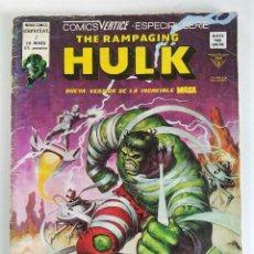 Cómics: THE RAMPAGING HULK # 3 (DOUG MOENCH & WALTER SIMONSON) ~ MARVEL/VÉRTICE (1978). Lote 292595783