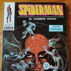Cómics: SPIDERMAN V.1 Nº 10 - VERTICE TACO SPIDER-MAN.. Lote 292623093