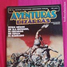 Cómics: AVENTURAS BIZARRAS KULL N 12 VERTICE. Lote 293208193