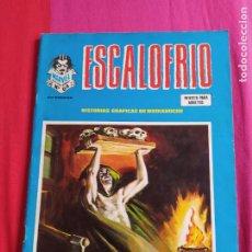 Cómics: ESCALOFRIO VOL 1 N 64 VERTICE. Lote 293210758