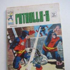 Cómics: PATRULLA X Nº 10 V.3 VERTICE BUEN ESTADO ARX25 LV. Lote 293233468