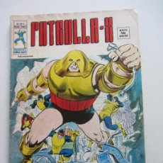 Cómics: PATRULLA X V 3 Nº 6: EL ORIGEN DEL PROFESOR X VERTICE ARX25 LV. Lote 293234013