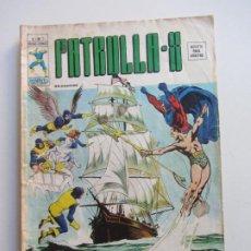 Cómics: PATRULLA X V 3 Nº 3. NAMOR CON LOS MALOS MUTANTES VERTICE BUEN ESTADO ARX25 LV. Lote 293235173