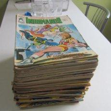 Cómics: SELECCIONES MARVEL. VOL.1 - COLECCIÓN COMPLETA 1 A 56 NÚMEROS VÉRTICE 1977 LV. Lote 293236458