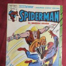 Cómics: SPIDERMAN. EL HOMBRE ARAÑA .VOL 3. Nº 62. VÉRTICE. Lote 293304073
