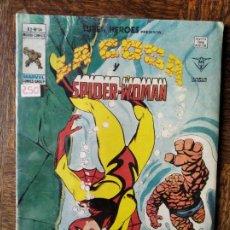 Cómics: SUPER HEREOS V.2 Nº 94 - LA COSA Y SPIDER-WOMAN - VERTICE. Lote 293437893