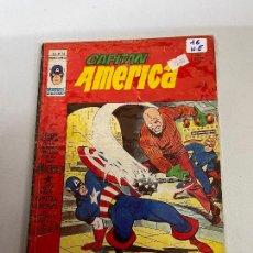 Cómics: VERTICE CAPITAN AMERICA NUMERO 16 NORMAL ESTADO. Lote 293486803