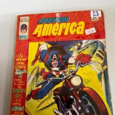 Cómics: VERTICE CAPITAN AMERICA NUMERO 20 NORMAL ESTADO. Lote 293487148