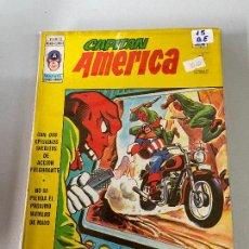 Cómics: VERTICE CAPITAN AMERICA NUMERO 15 BUEN ESTADO. Lote 293487243