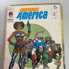 Cómics: VERTICE CAPITAN AMERICA NUMERO 32 BUEN ESTADO. Lote 293487498