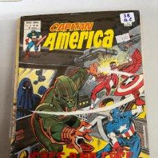 Cómics: VERTICE CAPITAN AMERICA NUMERO 38 BUEN ESTADO. Lote 293487643