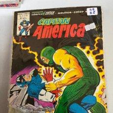 Cómics: VERTICE CAPITAN AMERICA NUMERO 45 BUEN ESTADO. Lote 293487893