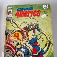Cómics: VERTICE CAPITAN AMERICA NUMERO 29 NORMAL ESTADO. Lote 293488028