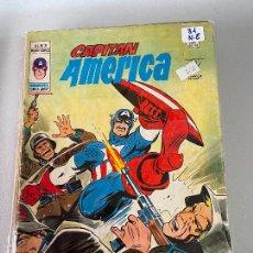Cómics: VERTICE CAPITAN AMERICA NUMERO 31 NORMAL ESTADO. Lote 293488088
