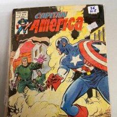 Cómics: VERTICE CAPITAN AMERICA NUMERO 36 NORMAL ESTADO. Lote 293488193