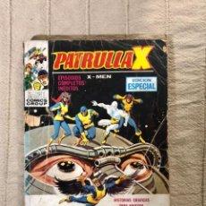 Cómics: LA PATRULLA X, X MEN, NÚMERO 21, AÑO 1972, (VÉRTICE), EDICIÓN ESPECIAL!.. Lote 293519198