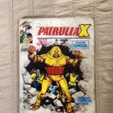 Cómics: PATRULLA X, X MEN, NÚMERO 14, AÑO 1972, (VÉRTICE), EDICIÓN ESPECIAL!.. Lote 293519598