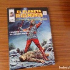 Fumetti: EL PLANETA DE LOS MONOS V.2 Nº 11 EDITA VERTICE. Lote 293561168