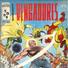Cómics: LOS VENGADORES VOLUMEN 2 VÉRTICE MARVEL NÚMERO 40. Lote 293620838
