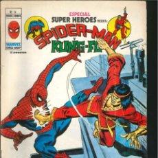 Cómics: ESPECIAL SUPER HÉROES PRESENTA SPIDER-MAN Y EL MOTORISTA FANTASMA VÉRTICE MARVEL NÚMERO 13. Lote 293622253