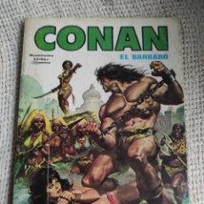 Cómics: CONAN EL BARBARO - EXTRA 1 , TOMO DE 162 PAGINAS -ED. VERTICE - MUNDI COMICS 1980. Lote 293897038