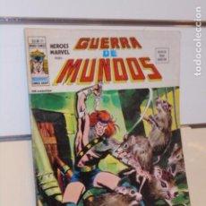 Cómics: HEROES MARVEL PRESENTA GUERRA DE MUNDOS VOL. 2 Nº 21 MUNDI COMICS - VERTICE. Lote 293937938