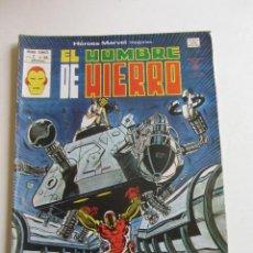 Cómics: HEROES MARVEL EL HOMBRE DE HIERRO - V.2 Nº 66 MUNDI-COMICS VÉRTICE ARX28 LV. Lote 293944838