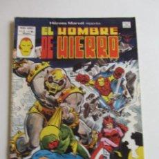 Cómics: HEROES MARVEL EL HOMBRE DE HIERRO - V.2 Nº 65 MUNDI-COMICS VÉRTICE ARX28 LV. Lote 293944928