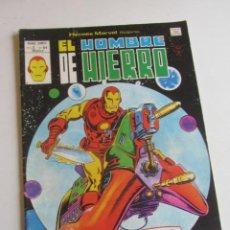 Cómics: HEROES MARVEL EL HOMBRE DE HIERRO - V.2 Nº 64 MUNDI-COMICS VÉRTICE ARX28 LV. Lote 293945073