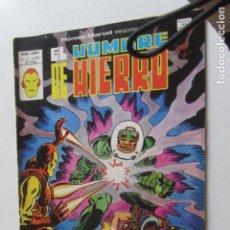 Cómics: HEROES MARVEL EL HOMBRE DE HIERRO - V.2 Nº 63 MUNDI-COMICS VÉRTICE ARX28 LV. Lote 293946248