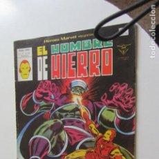 Cómics: HEROES MARVEL EL HOMBRE DE HIERRO - V.2 Nº 62 MUNDI-COMICS VÉRTICE ARX28 LV. Lote 293946378