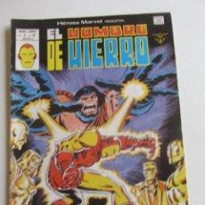 Cómics: HEROES MARVEL EL HOMBRE DE HIERRO - V.2 Nº 61 MUNDI-COMICS VÉRTICE ARX28 LV. Lote 293946458