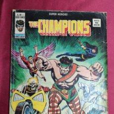 Cómics: SUPER HEROES. THE CHAMPIONS. VOL 2. Nº 49 EDICIONES VÉRTICE.. Lote 293967763