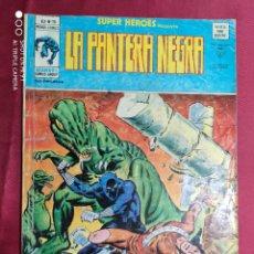 Cómics: SUPER HEROES. LA PANTERA NEGRA. VOL 2. Nº 79 EDICIONES VÉRTICE.. Lote 293968403