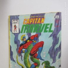Cómics: HEROES MARVEL V.2 Nº 60 CAPITÁN MARVEL MUNDI-COMICS VÉRTICE ARX151 LV. Lote 293969588