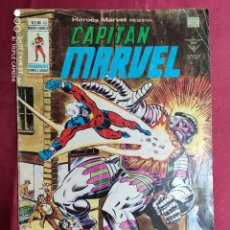 Cómics: HÉROES MARVEL. VOL 2. Nº 49. CAPITÁN MARVEL. EDICIONES VÉRTICE.. Lote 293969813