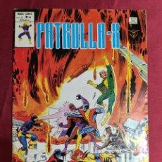 Comics: PATRULLA X. VOL. 3. Nº 29. EDICIONES VÉRTICE.. Lote 293970683