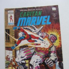 Cómics: HEROES MARVEL V.2 Nº 49 CAPITÁN MARVEL MUNDI-COMICS VÉRTICE ARX151 LV. Lote 294074548