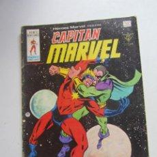 Cómics: HEROES MARVEL V.2 Nº 47 CAPITÁN MARVEL MUNDI-COMICS VÉRTICE ARX151 LV. Lote 294075023