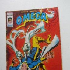 Cómics: HEROES MARVEL V.2 Nº 43 OMEGA, 1978 MUNDI-COMICS VÉRTICE ARX151 LV. Lote 294076043