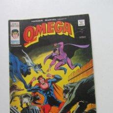 Cómics: HEROES MARVEL V.2 Nº 42 OMEGA, 1978 MUNDI-COMICS VÉRTICE ARX151 LV. Lote 294078563