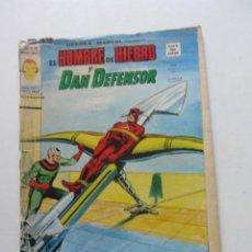 Cómics: HEROES MARVEL V.2 Nº 38 HOMBRE DE HIERRO Y DAN DEFENSOR MUNDI-COMICS VÉRTICE ARX151 LV. Lote 294080243
