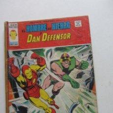 Cómics: HEROES MARVEL V.2 Nº 36 HOMBRE DE HIERRO Y DAN DEFENSOR MUNDI-COMICS VÉRTICE ARX151 LV. Lote 294083683