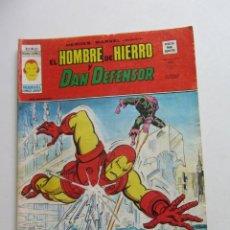 Cómics: HEROES MARVEL V.2 Nº 33 HOMBRE DE HIERRO Y DAN DEFENSOR MUNDI-COMICS VÉRTICE ARX151 LV. Lote 294085218
