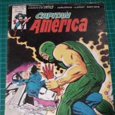 Cómics: COMIC VERTICE CAPITAN AMERICA VOL 3 45 GUERRA DE DRUIDAS. Lote 294108073